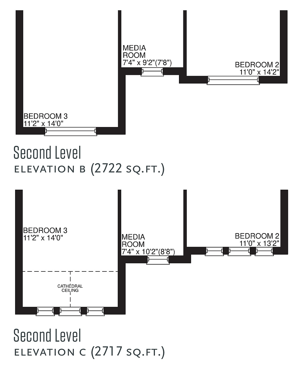 Limited New Release Of 38' Detached Homes With Walkout