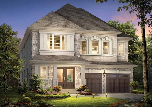 New Model homes for sale in Brampton
