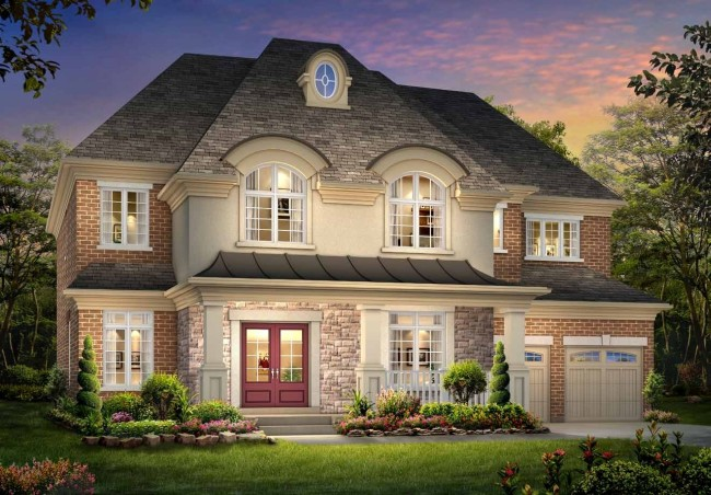 Brand New Homes In Brampton