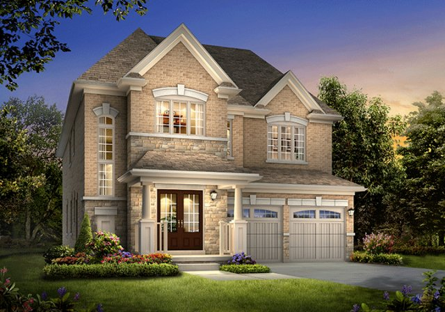 New Homes MLS listings availble for sale in Brampton located near Bovaird Dr West and Mississauga Rd with closings in 2017 and 2018 and inventory for immediate occupancy.