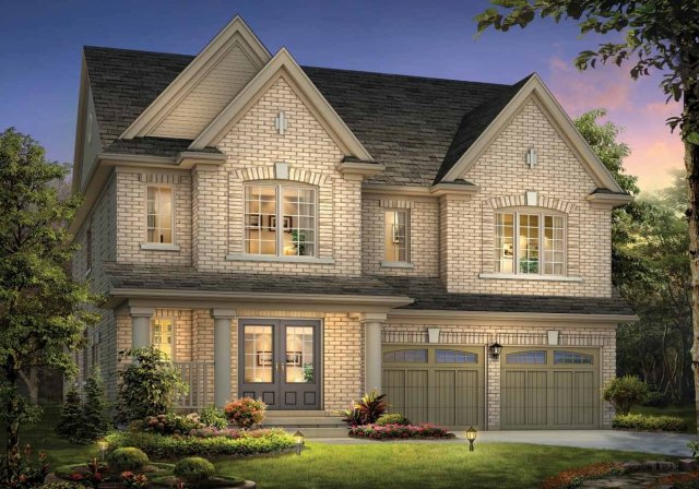Floor plans the springbrook collection of 40 ft lot homes for Robinsons homes design collection